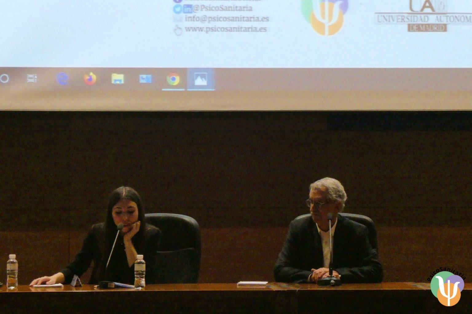 Jessica Moraleda y Guillermo Mattioli